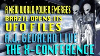 A New World Power Emerges for UFO Disclosure - A.J. Gevaerd