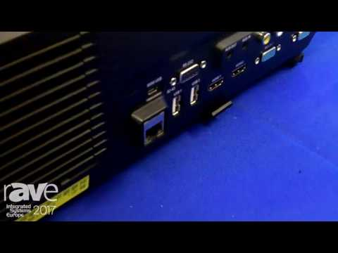 ISE 2017: AVANZA Presents OmniSmart HD4UST Ultra Short Throw Projector