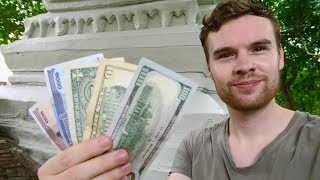 HOW EXPENSIVE IS PHNOM PENH, CAMBODIA? 🇰🇭 A DAY OF BUDGET TRAVEL