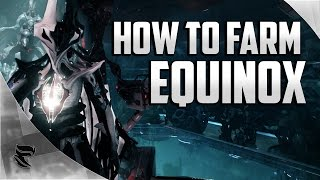 Warframe: How to get Equinox