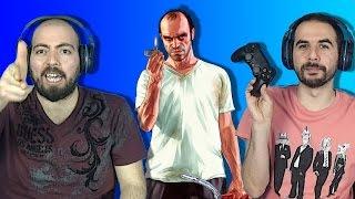 Mediakraft Ekibi GTA 5 Oynadı - Los Santos'u Birbirine Kattık
