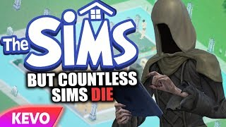 Sims 1 but countless sims die