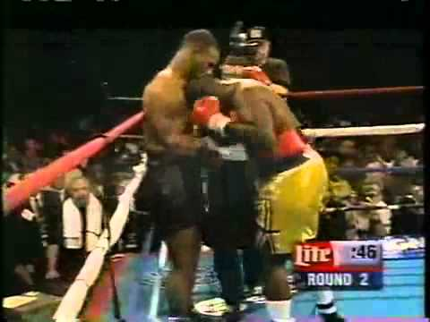 Mike Tyson vs. Buster Mathis - Full Fight Video Image 1