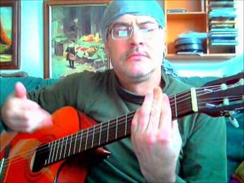 Kurs Gry Na Gitarze - Lekcja 3 - Bicia Gitarowe Cz. 1