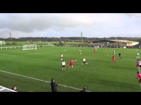Highlights of Derby County U18s 5 Liverpool U18s 5