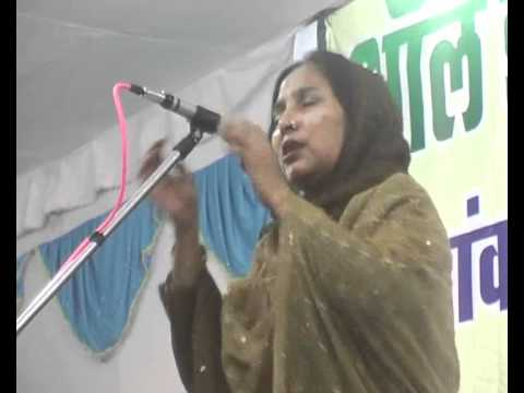 ALL INDIA MUSHAYARA IN TONK MAHOTSAV-SHAYER-HEENA TAIMOORI.wmv...