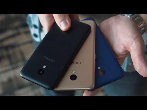 Meizu M5: красивый бюджетник в трех цветах (review)