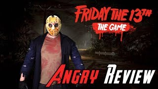 Friday The 13th: The Game Angry Review
