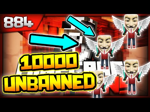 Minecraft FACTIONS Server Lets Play - 10 000 PPL GETTING UNBANNED?! - Ep. 884 ( Minecraft Faction )