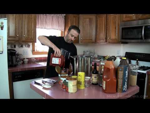 EP11005 - Homemade Barbecue Sauce!