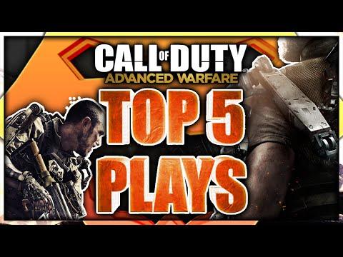 COD: Advanced Warfare - Top 5 Plays Week #77 (Call of Duty: Advanced Warfare)