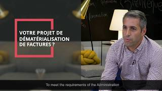 Success Story : Fleury Michon (Projet de dématérialisation des factures ) | AGENA3000