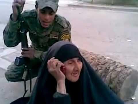 تحشيش عجوز عراقيه