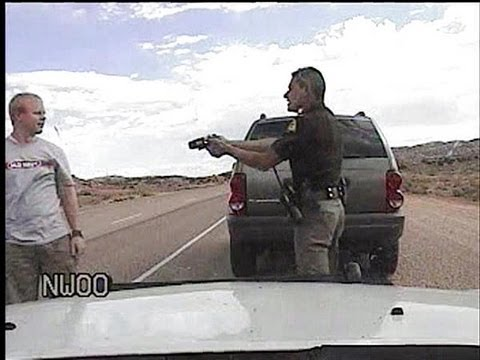 MAN TASED BY BORED UTAH COP...AND GETS $40000!