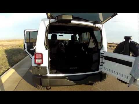 2012 Jeep Wrangler Unlimited JKU Arctic Edition full review and walkaround (Sahara) 1080p