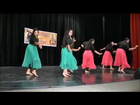 Kerala Hindus Of Arizona Vishu Celebration 2014 - Group Dance video