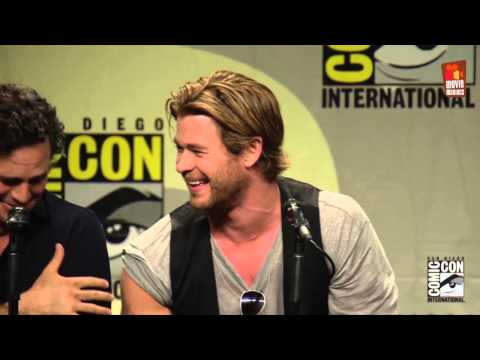 Avengers 2: Age of Ultron | FULL Comic-Con panel (2014)