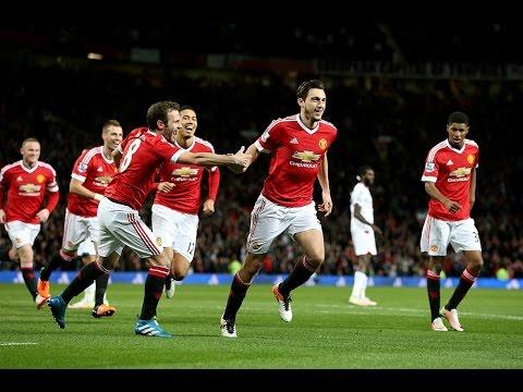 Manchester United 2-0 Crystal Palace | Goals; Delaney (og), Darmian | REVIEW