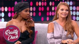 Candiace Dillard 'Stands By' Her Comments To Ashley Darby During 'RHOP' Reunion | PeopleTV