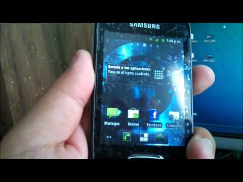 Galaxy mini S5570L CyanogenMod-7.1.0-RC0