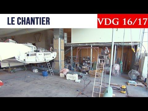 Vendée Globe 2016 - Présentation de l'équipe Newrest/Matmut