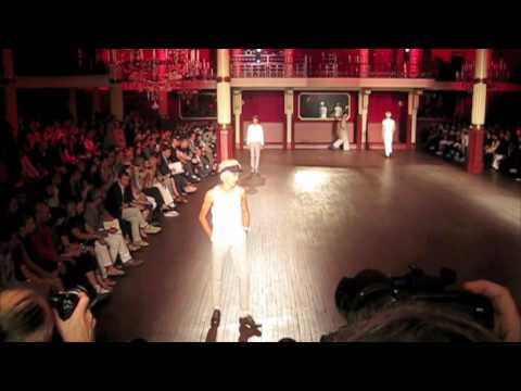 Lanvin S/S 2010 Menswear Show Video