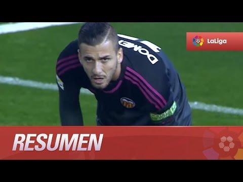 Resumen de Valencia CF (0-1) Real Sociedad