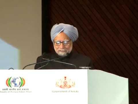 Pravasi Bharathiya Divas- Inauguration Ceremony-Hon.Prime Minister Shri.Manmohan Singh's Speech