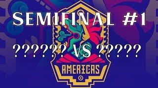 ECL Americas 2v2 Semifinal ONE