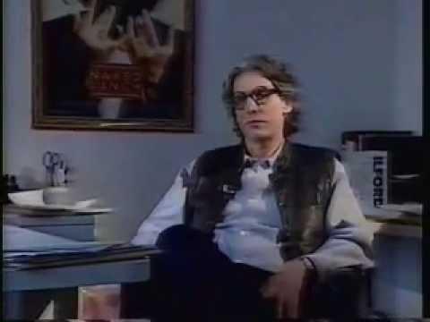 David Cronenberg Naked Lunch interview 1992 (Movie Television)