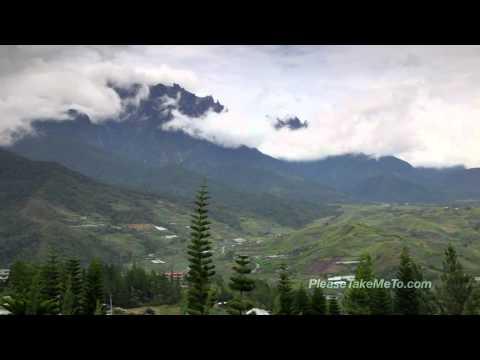Sabah Mount Kinabalu National Park - Malaysia Travel Video - HD 720p