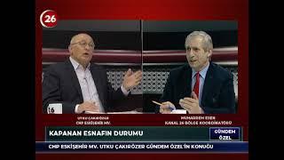 Gündem Özel | Utku Çakırözer CHP Eskişehir Milletvekili