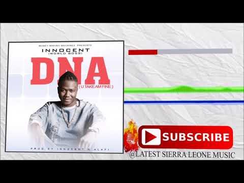 Innocent - DNA (Official Audio 2017) 🇸🇱 #1