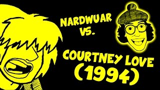 Nardwuar vs. Courtney Love (1994)