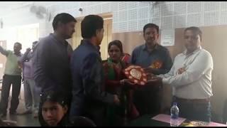 GPS BUDERA GOT BEST SMC AWARD IN DISTRICT CHAMOLI