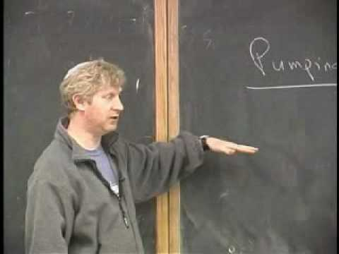 Lecture 3 - The Pumping Lemma (Part 1/10)
