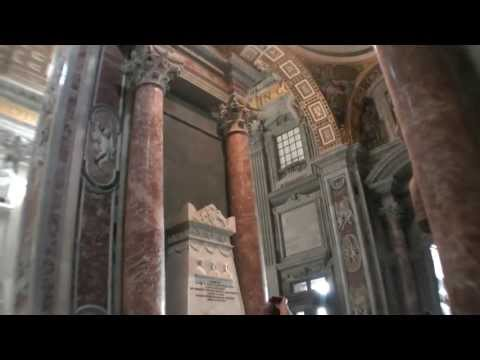 Vatican, Vatican Palace, St Peter's Basilica, Rome - Vatikan in Rome