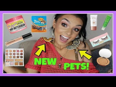 GREMLINA'S CURRENT FAVES | Music, Pets, Makeup, Food, Fashion, etc!