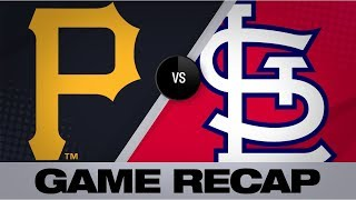 Moran's single in 9th pushes Bucs past Cards | Pirates-Cardinals Game Highlights 7/16/19