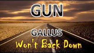 Watch Gun Wont Back Down video