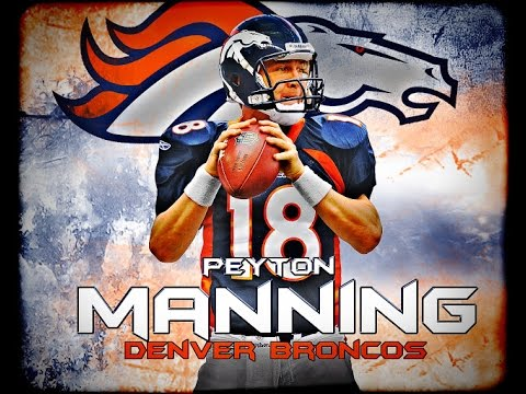 Denver Broncos Peyton Manning Season Preview