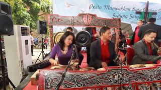 Sinta Simamora Dalam Pesta Mbo Dan Mangompoi Gereja Hkbp Serpong Iii