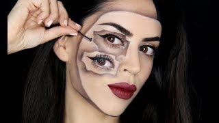 Μάσκα | Optical Illusion Makeup