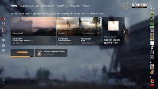 Battlefield 1 - TURNING TIDES - Anteprima PREMIUM - Live Streaming ITA