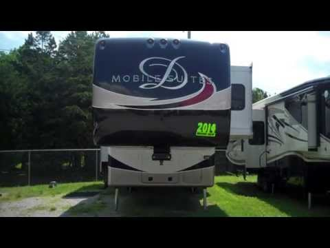 2014 DRV Mobile Suite Estates 38RSB3