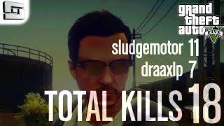 Grand Theft Auto V Online - SURVIVAL! E8 ( GTA 5 )