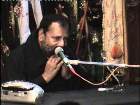 Molvi Manzoor Solangi-part-1-19 Safar 2007.sindhi Majlis video