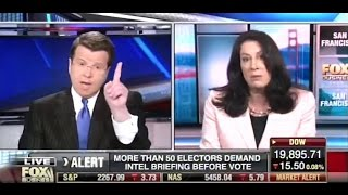 Neil Cavuto DESTROYS Pelosi's Daughter Who Is Unable to Answer Any Questions