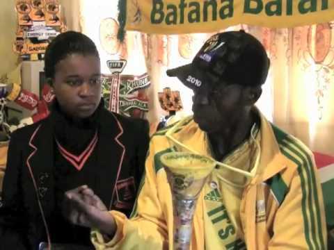 iSchoolAfrica - Vuvuzela founder Sadaam Maake.mov
