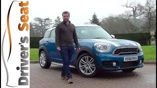 Mini Countryman SUV 2017 Review | Driver's Seat